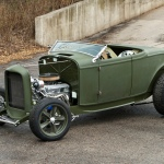 'Metal of Honor' 1932 Ford Roadster
