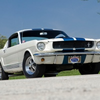 HISTORY: 1965 Shelby GT350