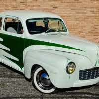 FEATURE STORY: 1946 Ford Coupe Custom