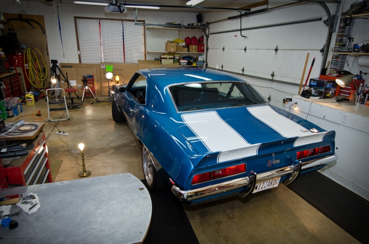 Behind the Scenes: '69 Camaro Z\28