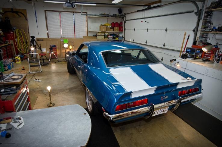 Behind the Scenes: '69 Camaro Z\28