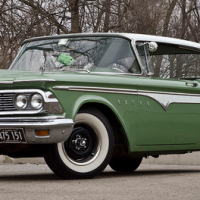 FEATURE STORY: 1959 Edsel Ranger