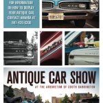 Time to get your classic car out and show it!