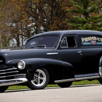 FEATURE: 1947 Chevrolet Sedan Delivery