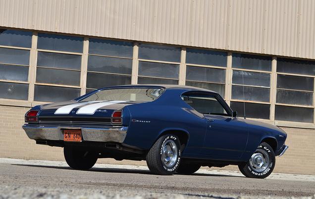 Feature 1969 Chevrolet Chevelle Malibu Classic