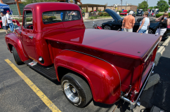 This 1953 Ford F100 was found in a barn.