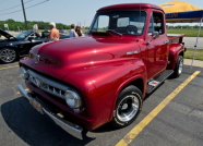 This 1953 Ford F100 was found in a California barn.