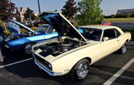 Classic cars.