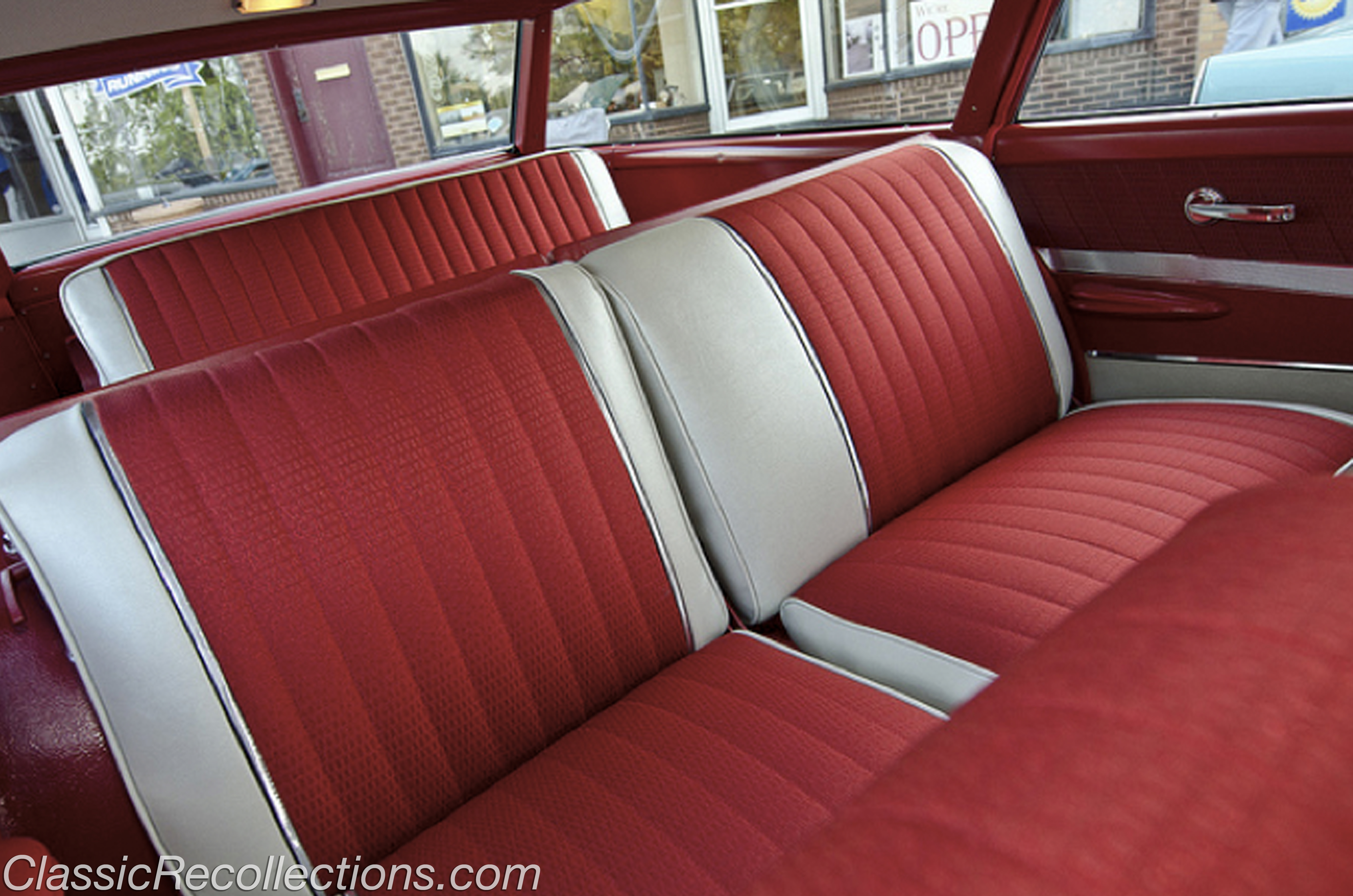 Feature 1961 Ford Country Squire Station Wagon Classic Recollections 1954 This Has Been Fully Restored