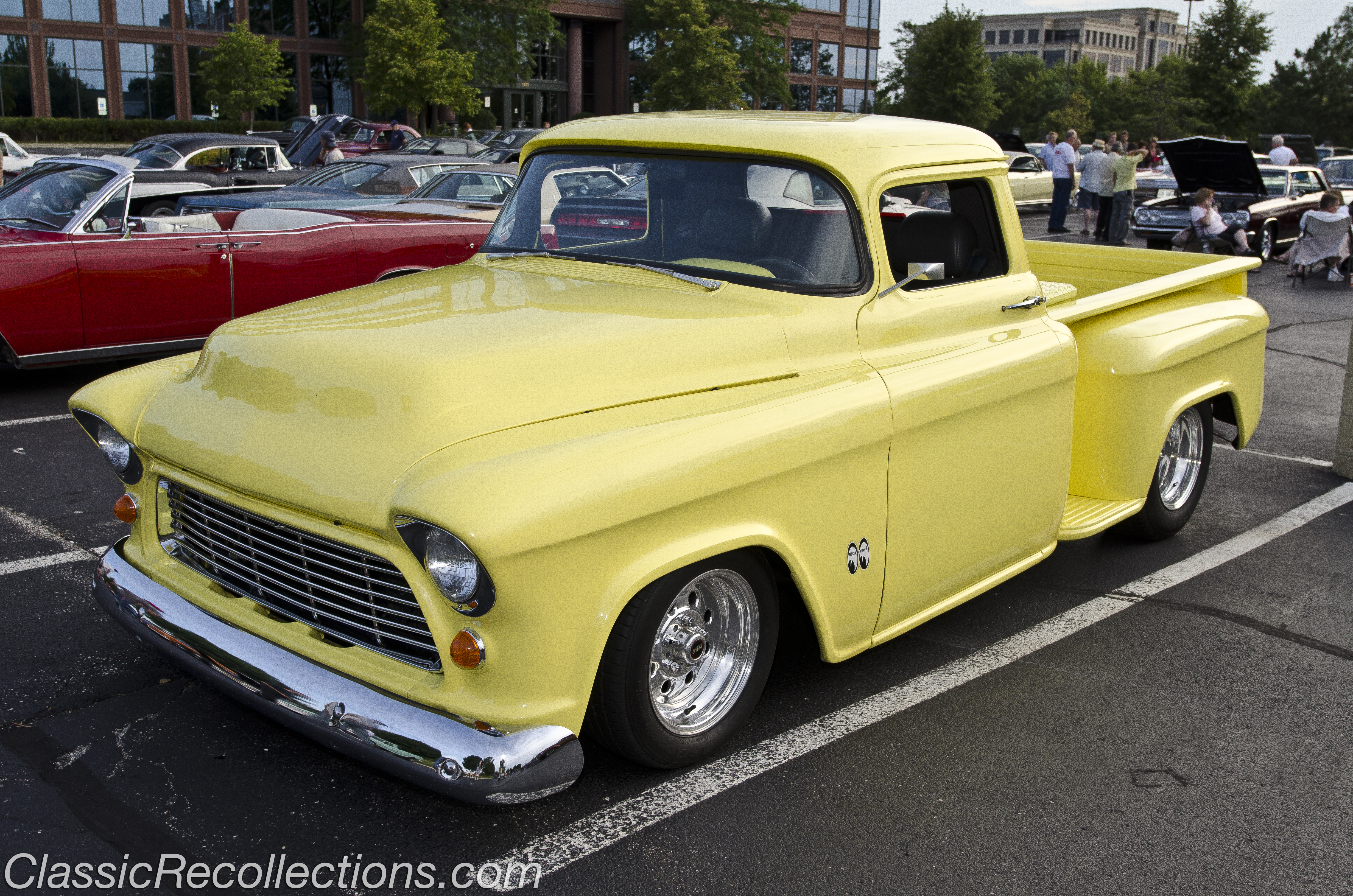 FEATURE: 1956 Chevrolet 3100 Pickup – Classic Recollections