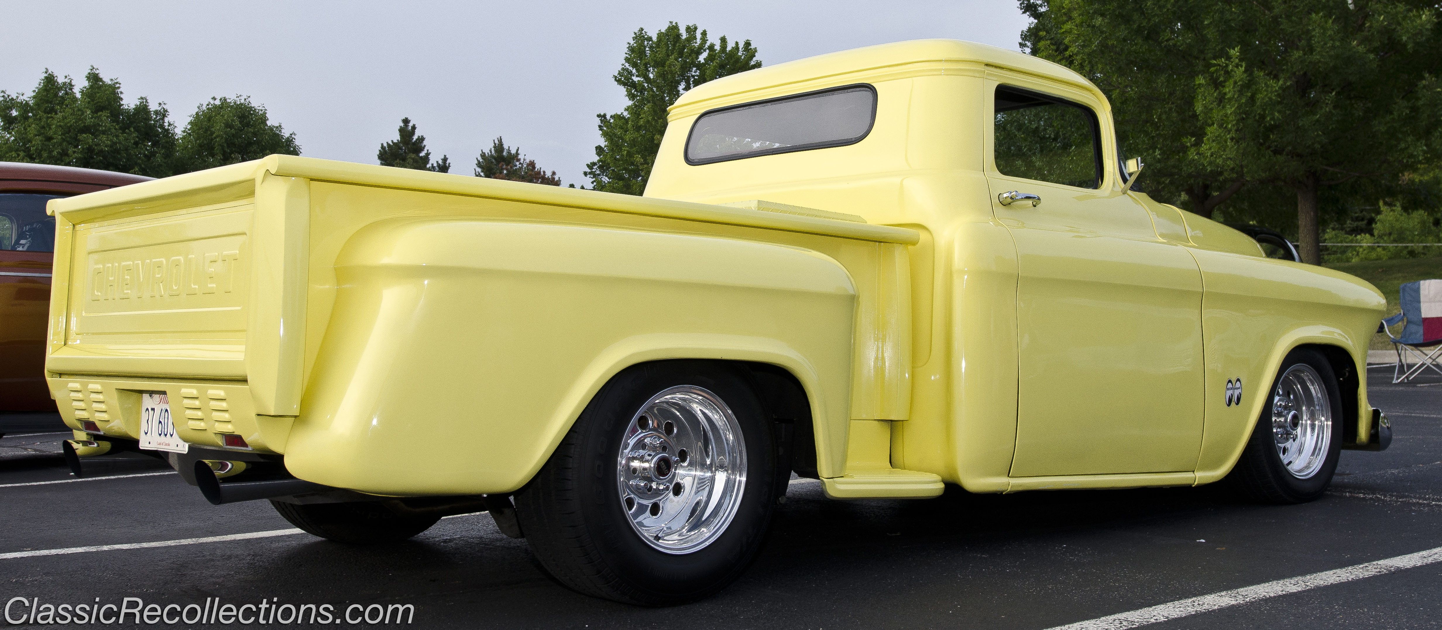 Feature 1956 Chevrolet 3100 Pickup Classic Recollections