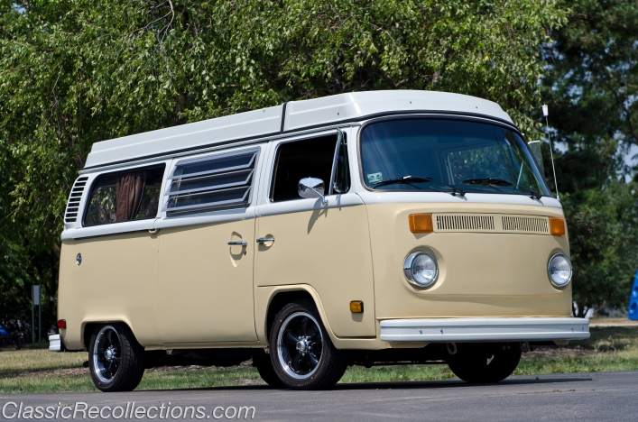 This 1978 VW Bus has undergone a 10 year restoration.