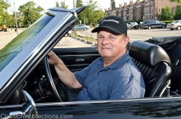 Jerry Bertram has loved Pontiac GTOs for over 30 years.