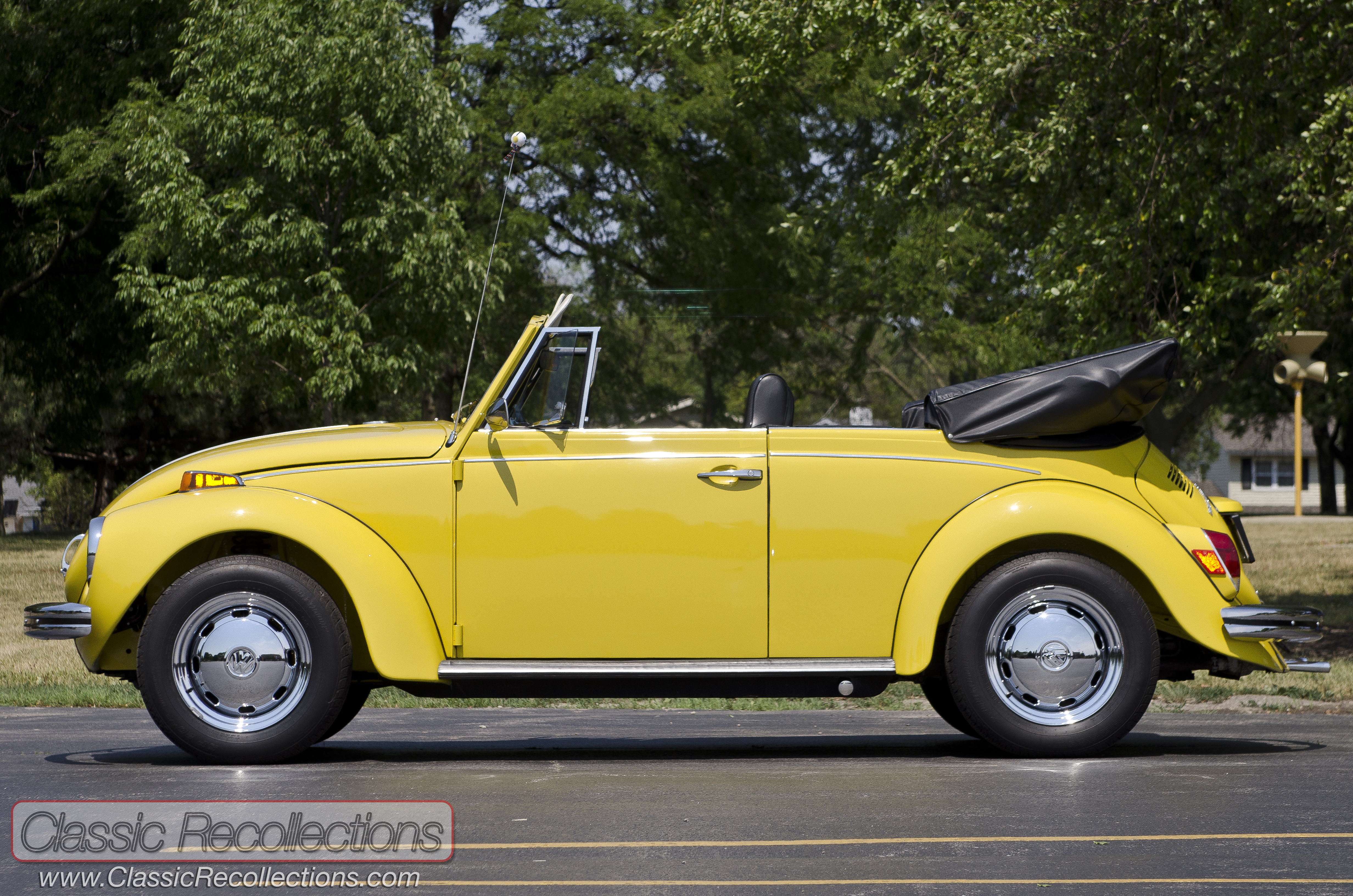 FEATURE 1971 VW Super Beetle – Classic Recollections
