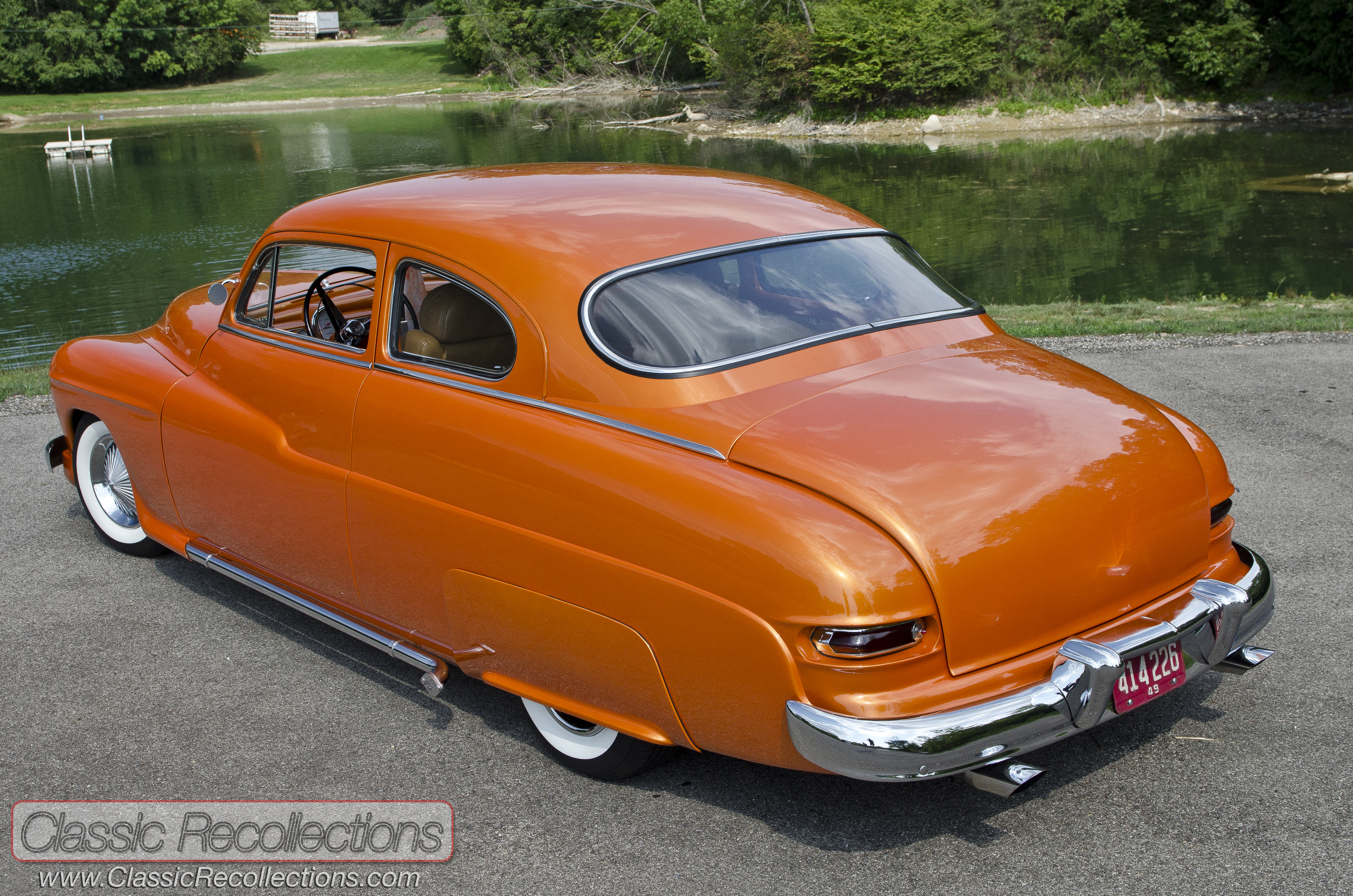 Feature Mercury Custom Classic Recollections