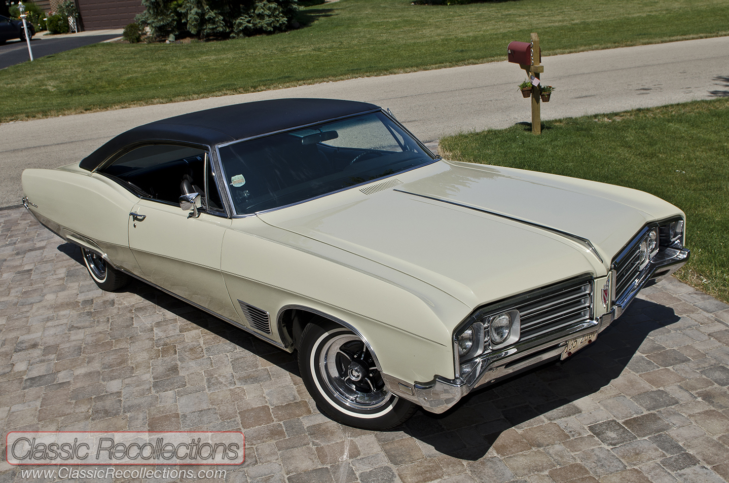 FEATURE 1968 Buick Wildcat Classic Recollections