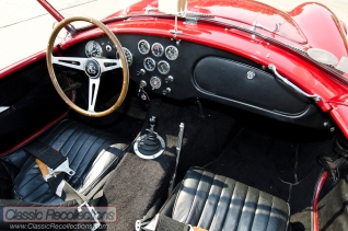 This 1965 Shelby Cobra is all-original.