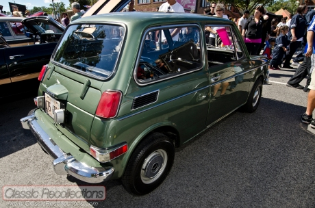 The Honda 600 was the first car from the manufacturer to be sold in the US market.