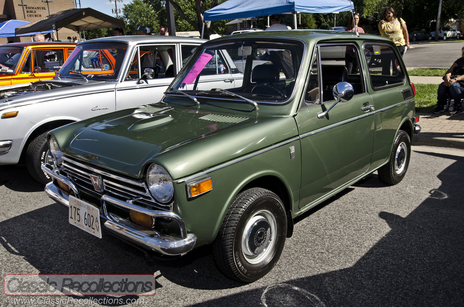The Honda 600 Was The First Car From The Manufacturer To Be Sold In The US
