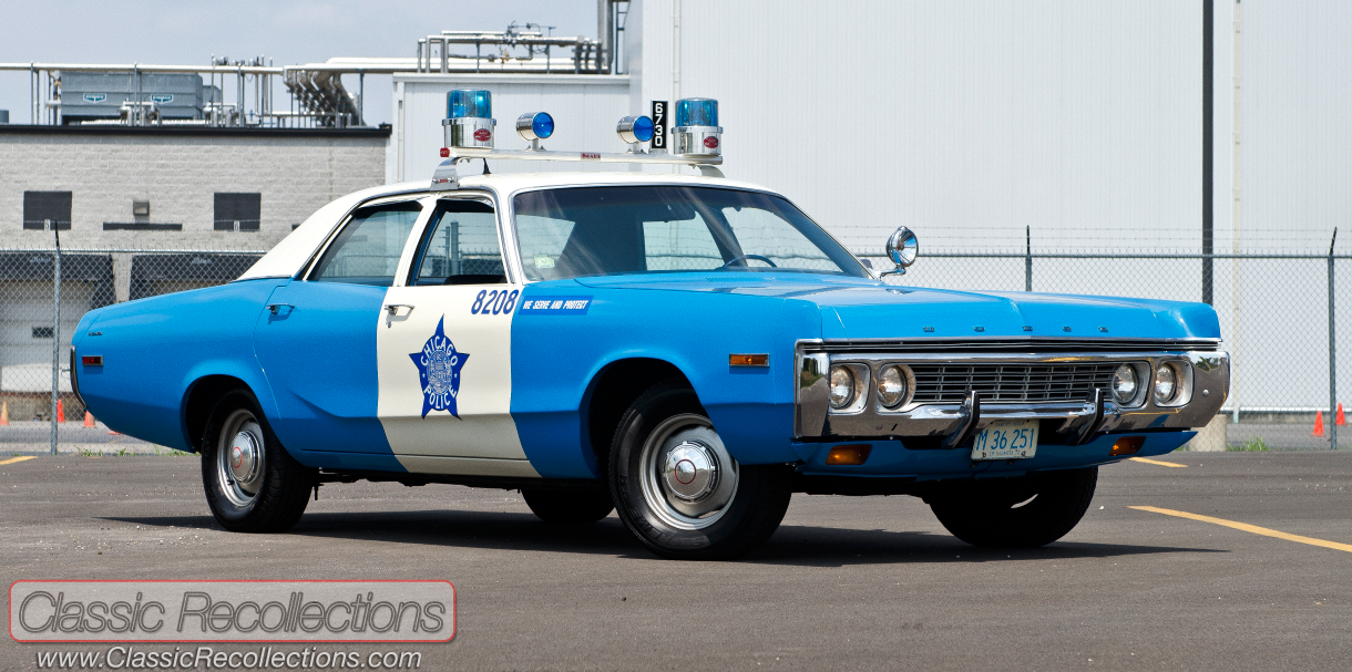 Used Police Cars Chicago