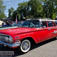 CAR SHOW: 1960 Chevrolet Nomad Wagon