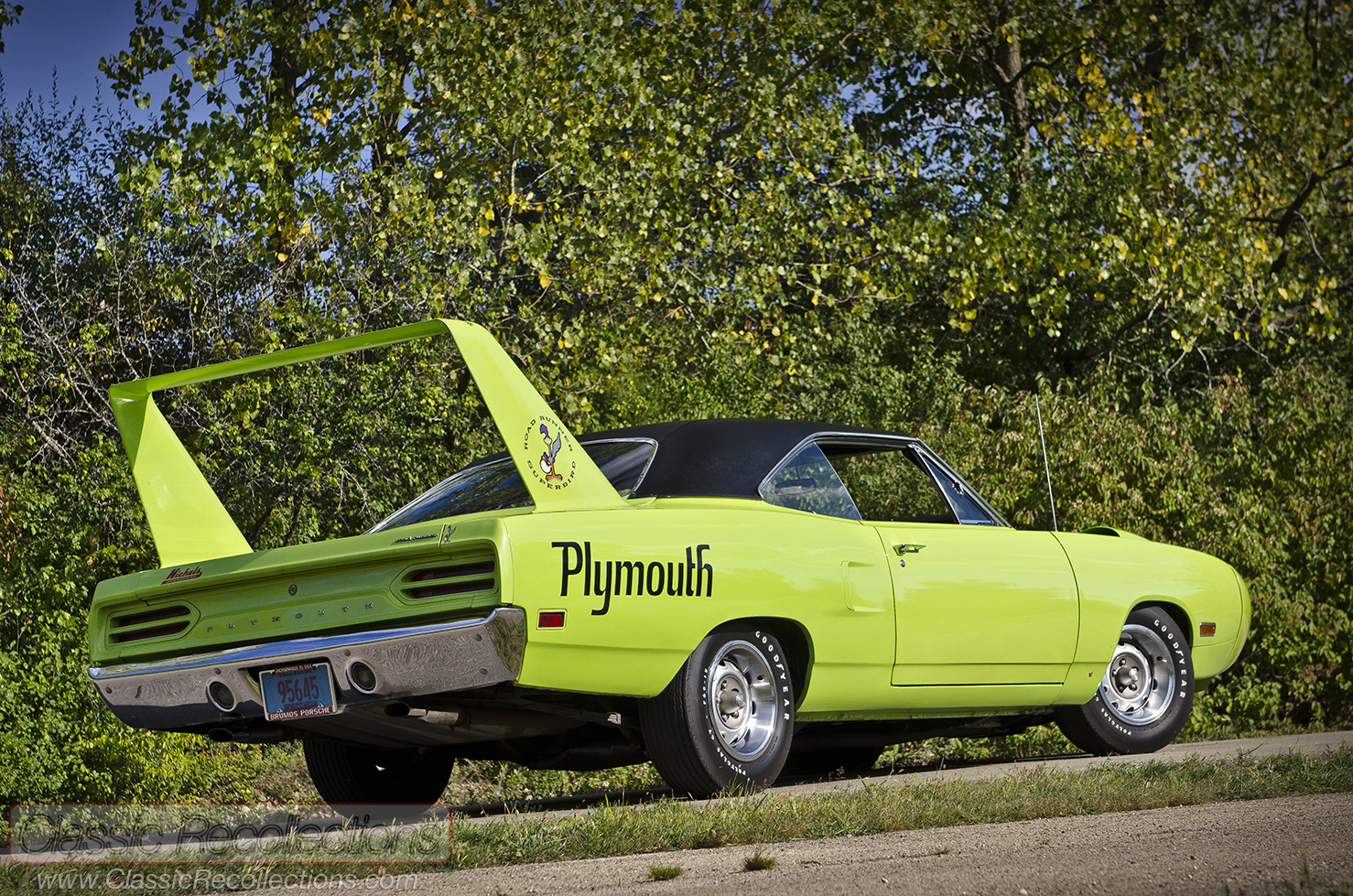 FEATURE: 1970 Plymouth Superbird – Classic Recollections