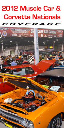 Click here to get the 2012 show recap.