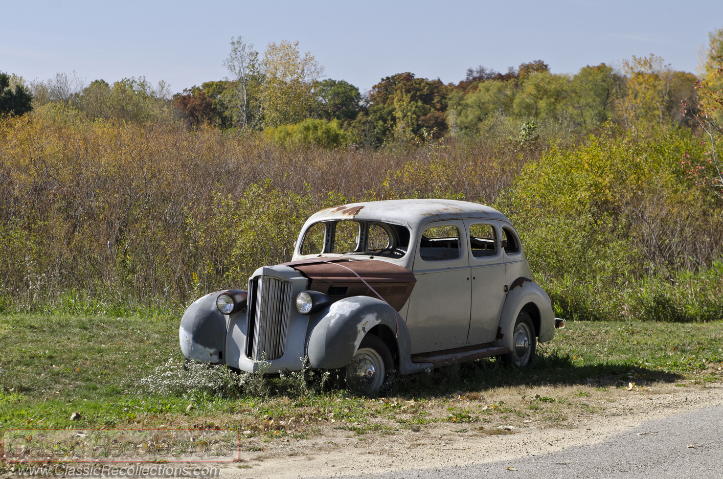 PROJECT CAR: 1939 Packard Sedan – Classic Recollections