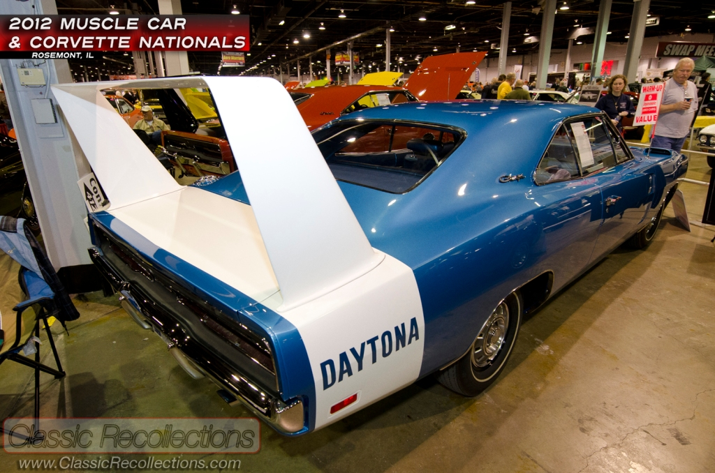 This 1969 Dodge Charger Daytona