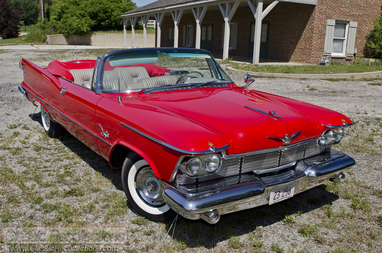 FEATURE: 1958 Chrysler Imperial Crown Convertible ...