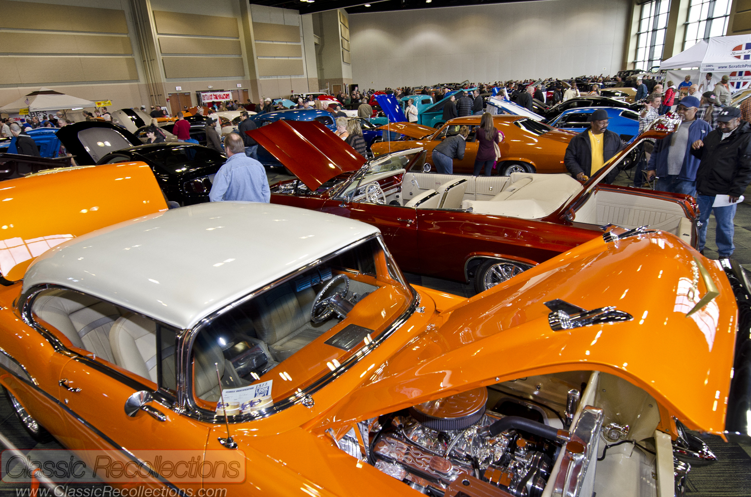 CRCSE SHOW: Custom Rides Car Show and Expo, Tinley Park IL – Classic ...
