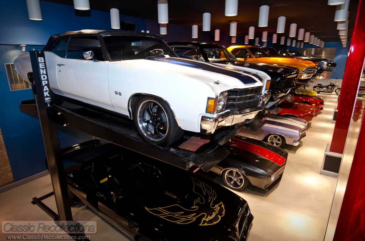 FEATURE: VEGAS DREAM GARAGE