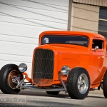 This 1932 Ford 3 window street rod was built over two decades ago.