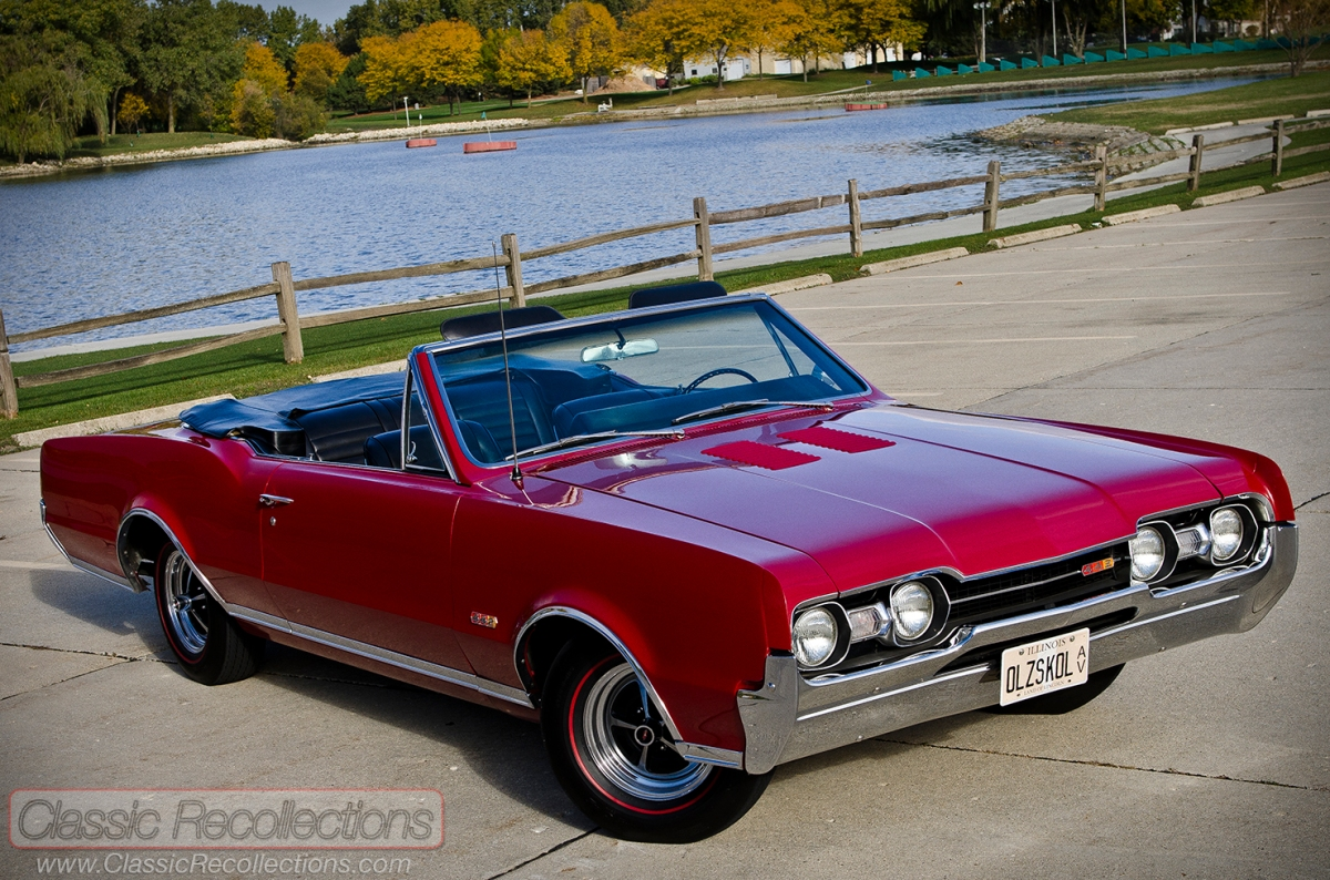 FEATURE: 1967 Oldsmobile 442
