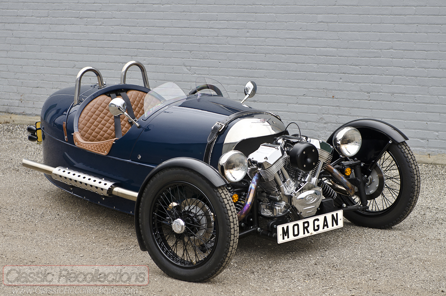 feature morgan 3 wheeler classic recollections. Black Bedroom Furniture Sets. Home Design Ideas