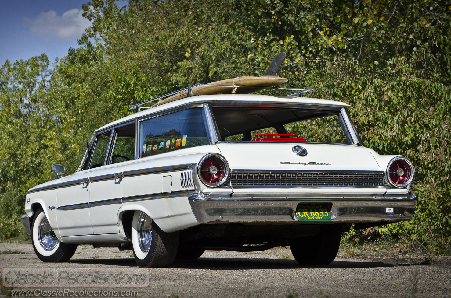 1965 Mustang Station Wagon >> FEATURE: 1963 Ford Galaxie – Classic Recollections
