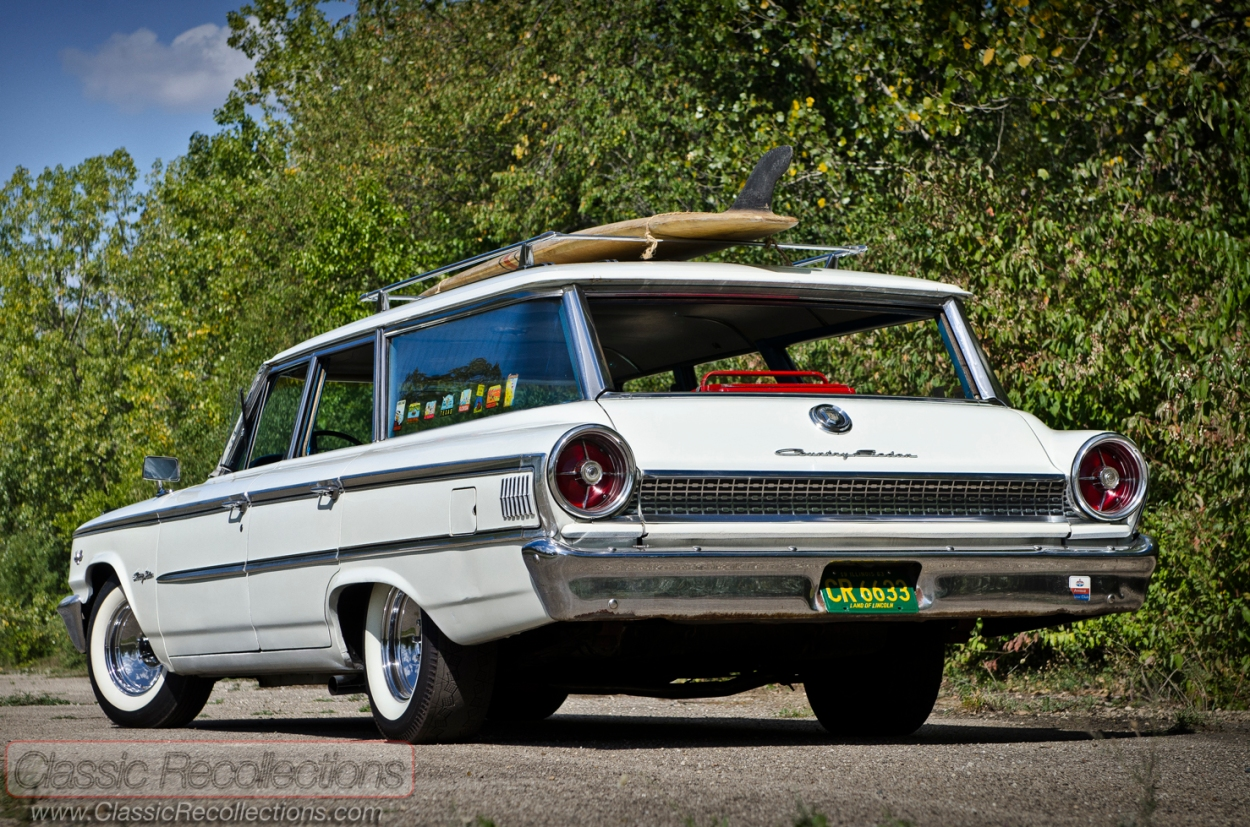 1963 Ford Galaxie Station Wagon
