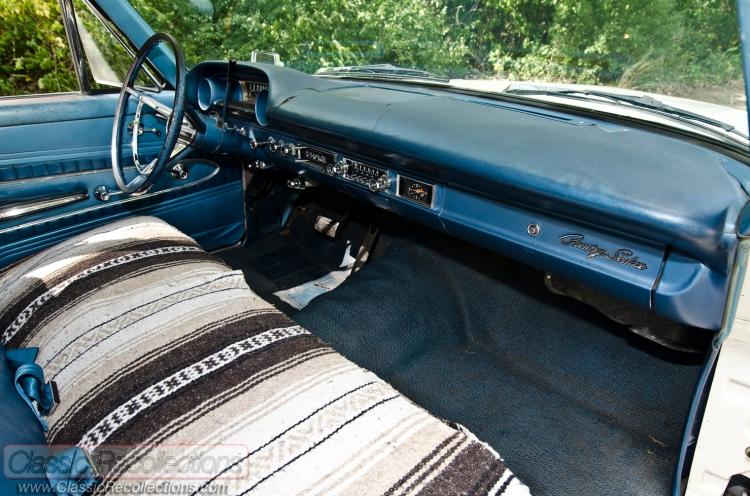 1963 Ford Galaxie Station Wagon