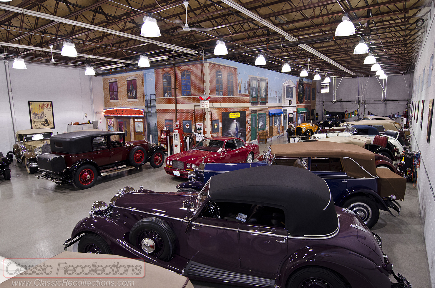 Dream Garages Classic Recollections