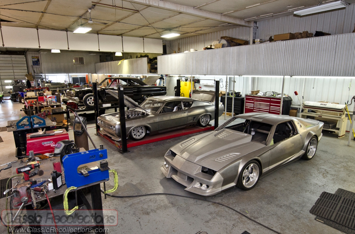 Hot Rod Shop Directory