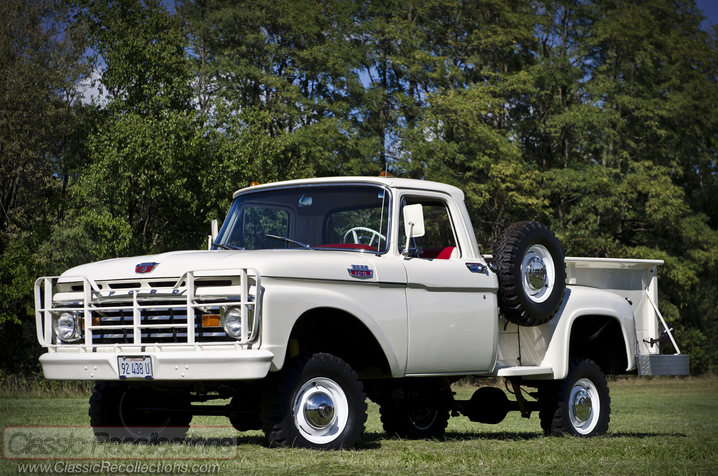 FEATURE: 1963 Ford F100 4×4 – Classic Recollections