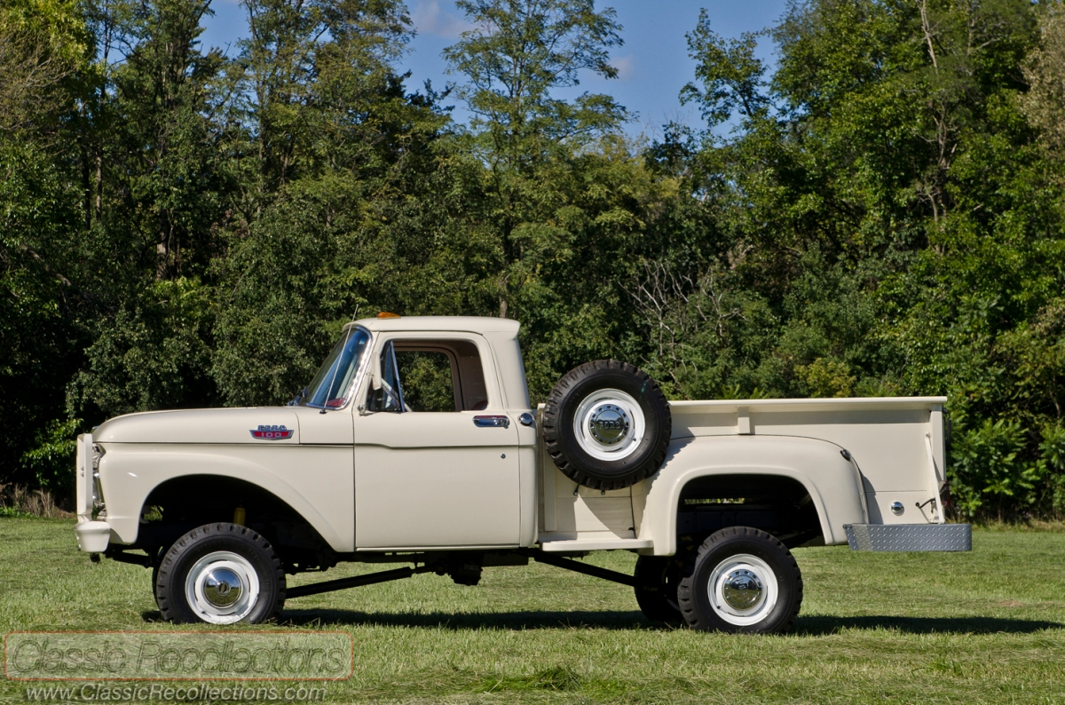 FEATURE: 1963 Ford F100 4x4