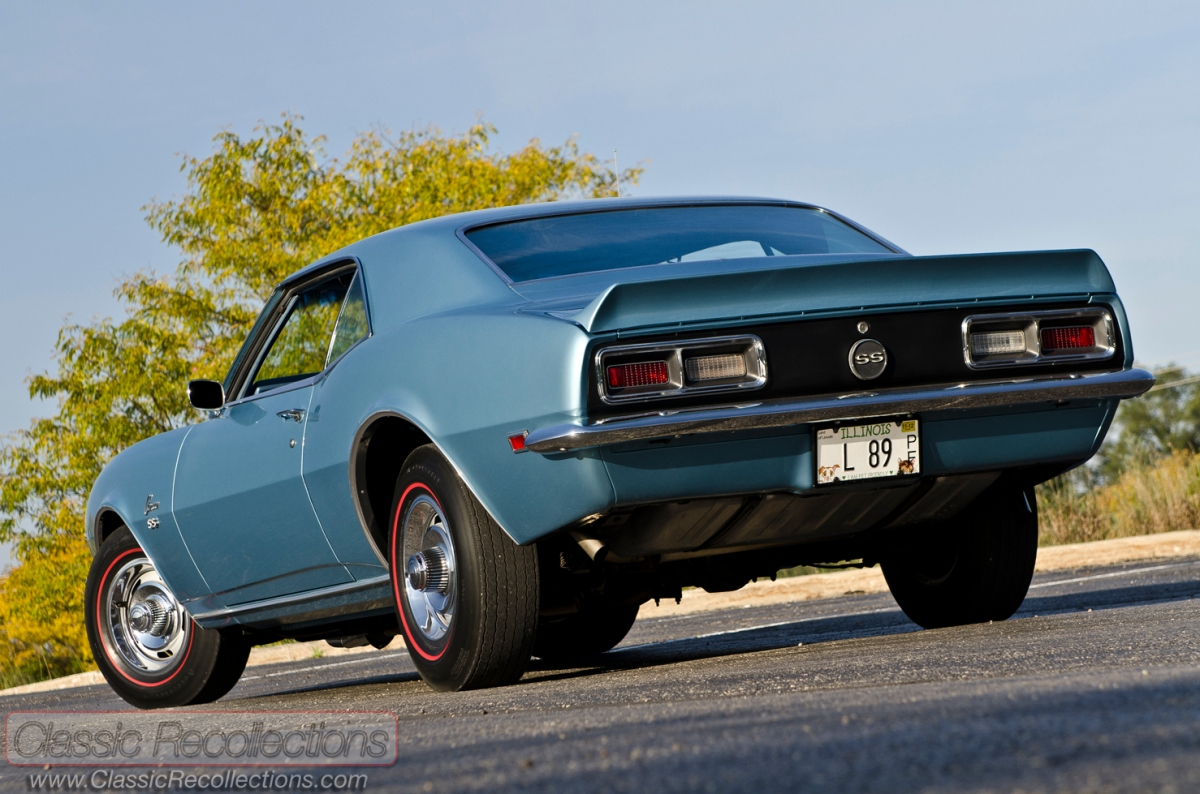 FEATURE: 1968 Chevrolet Camaro SS396