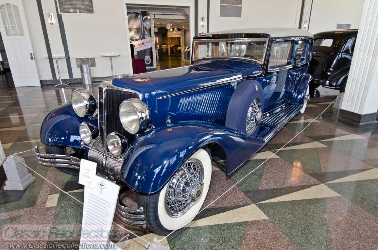 The Auburn Cord Duesenberg Automobile Musuem is in Auburn, Indiana.