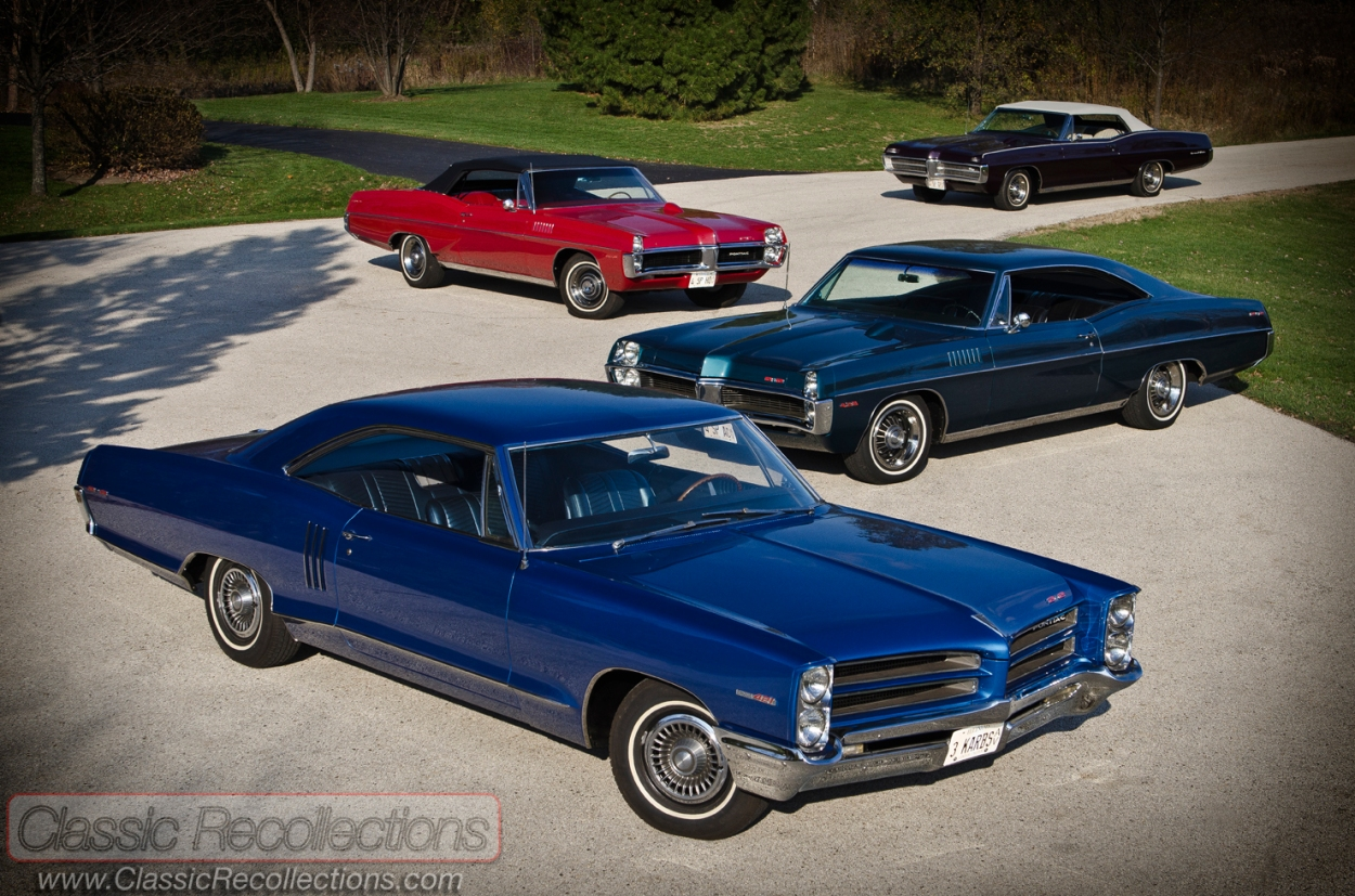 Pontiac's 2+2 model was a performance model for muscle car enthusiasts.