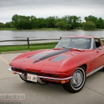 This 1963 Chevrolet Corvette splitwindow is unrestored.