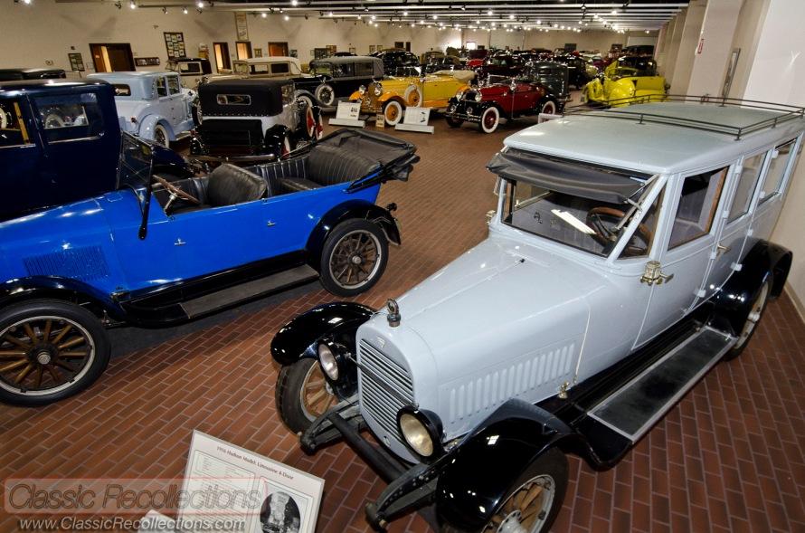 Hostetler's Hudson Auto Museum