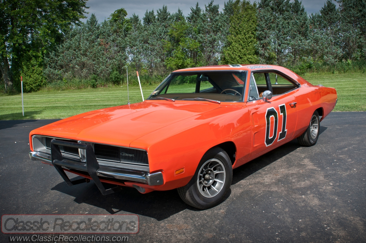 FEATURE: 1969 Dodge Charger - Dukes of Hazzard 'General Lee'
