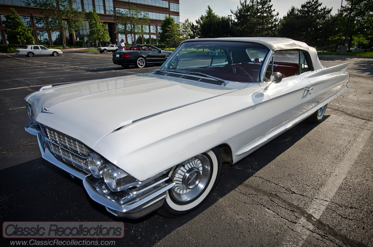 FEATURE: 1962 Cadillac Series 62 Convertible
