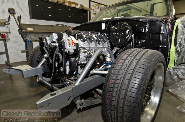Few modifications on a performance car can match a chassis upgrade. Schwartz Performance and Roadster Shop are two shops churning out high end pieces.